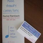 Brochure Card