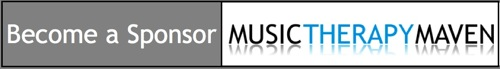Post image for Become a Music Therapy Maven Sponsor