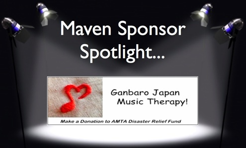 Post image for It's Blog Sponsor Week! Support AMTA's Japanese Relief Efforts