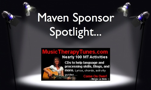 Post image for It's Blog Sponsor Week! Introducing Music Therapy Tunes