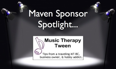 Post image for It's Blog Sponsor Week! Say Hi to the Music Therapy Tween