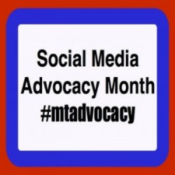 Post image for It's time to CONNECT. It's time for the 2013 Social Media Advocacy Month!