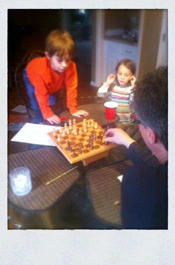 Post image for Mommy Monday: Rituals and the Caregiver-Child Bond